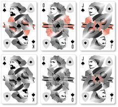 Fully custom playing cards deck designed in New Zealand. Two editions. Borderless back. 21 days campaign.