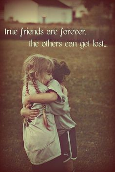 Surround yourself with true friends :) [via @Lisa Phillips-Barton Phillips-Barton Phillips-Barton Presley]