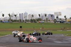Racing Goiania, Brazil. Race 2 of the final round.  Such a beautiful city.  Definitely has some fun on and off the track ;)