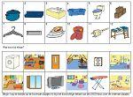 Miniloco huis2 Mini, Worksheets, Education, School, Activities, Literacy Centers, Onderwijs, Learning, Countertops