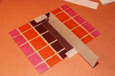 reino artesanal: ENCUADERNACION BELGA Book Binding, Florence, Bookbinding Tutorial, Cartonnage, Manualidades, Day Planners, March, So Done, Book
