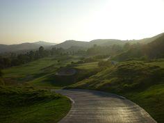 17th hole at Tierra Rejada Golf Club  118 yard par 3