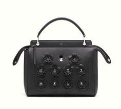 18429a5792df light blue leather handbag with beige clutch bag - DOTCOM