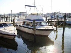 Penn Yan 23' Sport Fishing Boat - Lake Ontario, here we come!