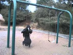 SCP-049 on a Swing!