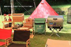 2014 スノーピークウェイ九州 at 歌瀬キャンプ場の画像:のんびりアウトドア遊び