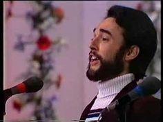 Mocedades – «Eres tu» (Испания)  (Серебряный призёр 18-го конкурса «Евровидение» 1973 года) – HD  #Евровидение #Eurovision