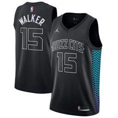Kemba Walker Charlotte Hornets Jordan Brand Swingman Jersey Black - City  Edition dd8c6a90acd