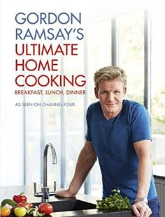 Booktopia has Gordon Ramsay's Ultimate Home Cooking by Gordon Ramsay. Buy a discounted Hardcover of Gordon Ramsay's Ultimate Home Cooking online from Australia's leading online bookstore. Cooking For Two, Cooking Tips, Cooking Recipes, Cooking Kale, Baby Cooking, Cooking Quotes, Cooking Chef, Cooking Turkey, Cooking Videos