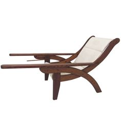 1stdibs | Rare Plantation Sling Chair by Abercrombie & Fitch, ca. 1960s