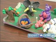 Making Clay Animals With Children : Tips for Using Clay With Kids