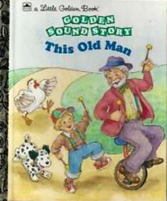 This Old Man - Little Golden Book
