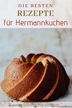 Hermann cake the classic - cooking makes you happy - Hermannkuchen tastes as good today as it did in the wild Here you will find delicious Hermann - Turkey Cutlets, Pastel, Soft Cooler, Southern Recipes, Food Grade, Good Food, Nutrition, Sweets, Bread