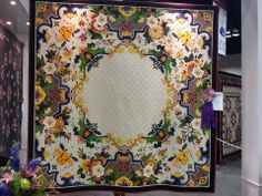 And the Janome Best of Show winner AQS QuiltWeek® – Paducah, Kentucky 2014…