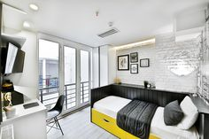 vip dormitory room interior #rendahelindesign #design  #decor #decoration #interior #interiordesign #vip1 #room #konforist #dorm #male