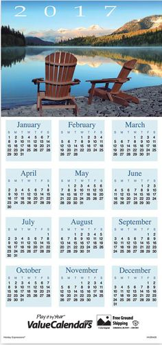 2017 scenic lighthouse calendar 7 34 x 16 12 7 34 x 5 12 2017 peaceful point greeting card calendars personalized greeting card calendar personalised holiday card calendars reheart Choice Image