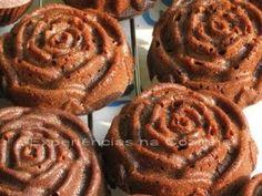 Muffins vegan de alfarroba sem ovos
