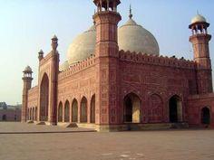 Lahore: Bad Shahi Mosque