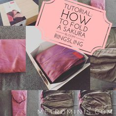 1fcbf56caa6 Ever wonder how to get your sakura bloom ring sling back in the pretty box