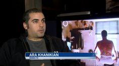 Our #VFX Supervisor #AraKhanikian talks to #AphroditeSalas of #CTVNews about our work on #Birdman: http://www.ctvnews.ca/video?clipId=557290