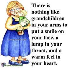 10 Beautiful Grandma Quotes About Grandchildren