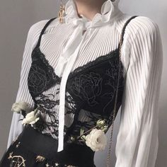 Edgy Outfits, Mode Outfits, Pretty Outfits, Fashion Outfits, Womens Fashion, Fashion Tips, Indie Fashion, Fashion Fashion, Looks Chic
