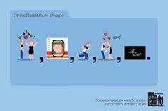An Ad Campaign That 'Spoils' The Endings Of Cliché Movie Genres - DesignTAXI.com