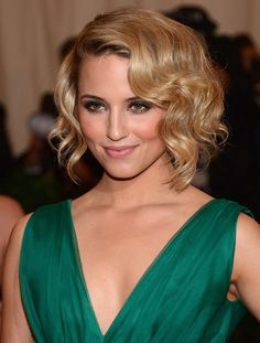 #Haircut and evening hairstyle for short hair