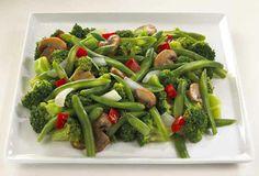 wedding buffet food - Vegetable Blend