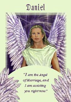 Oracle Card Daniel | Doreen Virtue | official Angel Therapy Web site