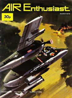 Illustrations aviation - Air Enthusiast - Mars 1972 #airplane #jpdubs Aviation Art, Illustrations, New Zealand, South Africa, Australia, Airplanes, Mars, Html, Painting