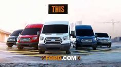 2015 Ford Transit: Because your van IS your office.