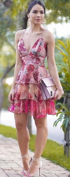 A Line Skirt Outfits, Dress Outfits, Dress Up, Simple Dresses, Casual Dresses, Short Dresses, Summer Dresses, Frock Fashion, Girl Fashion