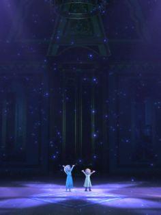 Frozen - Princesses Elsa and Anna