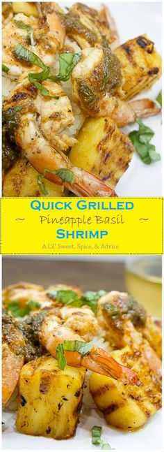Grilled Pineapple Ba