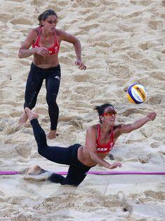Canada London Olympics 2010 Volleyball