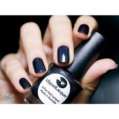 Lilypad Lacquer - Rainbow in space ~~ by Pshiiit