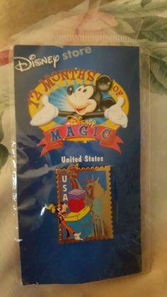 Disney collectable pin