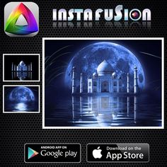'Instafusion' is Now a TOP 10 PAID #iPhone #PHOTO APP! Instafusion app that helps you to create stunning image! ----------------------------------------------------  Instafusion Image Blender app has a very simple and uncluttered interface, which from first glance, makes it easy for you understand what you need to do in order to get started with a basic blend !!!  https://itunes.apple.com/app/id709157905