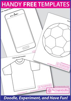 Modern Free Printables: Kids love to engage creatively with current, relevant themes that reflect their 'tech savvy' lives and 'appy' pursuits! Back To School Art Activity, First Day Of School Activities, Art School, All About Me Activities, Art Activities, All About Me Art, School Art Projects, Beginning Of School, Elementary Art