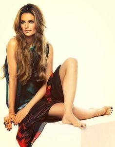 Stana Katic I always adore her hair!
