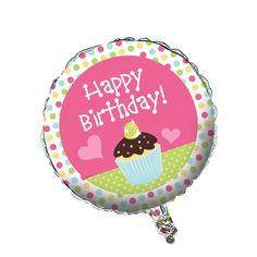 Metallic Balloon Sweet Treats/Case of 12