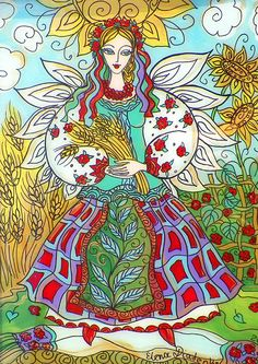 Ukrainian Angel