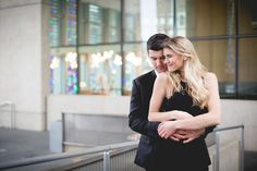 Laurenda Marie Photography | Couples | Engaged | City | Lifestyle photography | couples pose | downtown Grand Rapids | natural