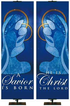 Christmas Church and Advent Banners Make at Staples for GS