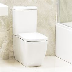 Lauren Close Coupled Toilet with Soft Close Seat - £349 http://www.bathroomheaven.com/close-coupled-toilets/lauren-close-coupled-wc-with-quick-release-soft-close-seat-13927.aspx