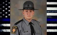 awesome Pennsylvania state trooper killed in line of duty; Suspect dead Check more at https://epeak.in/2017/01/01/pennsylvania-state-trooper-killed-in-line-of-duty-suspect-dead/