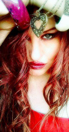 #hair #red #redhair #makeup #lipliner #curls#redcurls #redlipstick #mac #maclipstick #allfiredup #style #fashion #alternative #redlipstick#partyideas #festivemakeup#makeup#mua #photoshoot #ideas #curls #angelcurls #liplinertrend #howto #biggerlips #gols #jew;;ery #heart #makeupart #makeuplooks #beauty #stylish #classy #