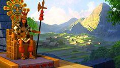 Emperor Pachacuti of the Incas