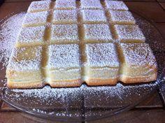 Gâteau magique a la vanille (thermomix) Chia Dessert, Thermomix Desserts, Tiramisu, Brunch, Ethnic Recipes, Food, Vanilla, Trier, Essen
